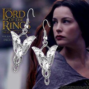 🎀Lord of the Rings Drop Crystal Earings